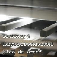 Drukkerij Kantoorboekhandel Nico de Graaf cv