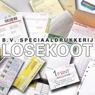 BV Speciaaldrukkerij Losekoot