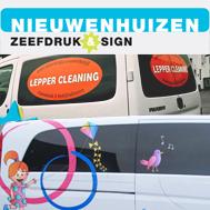 Nieuwenhuizen Zeefdruk & Sign