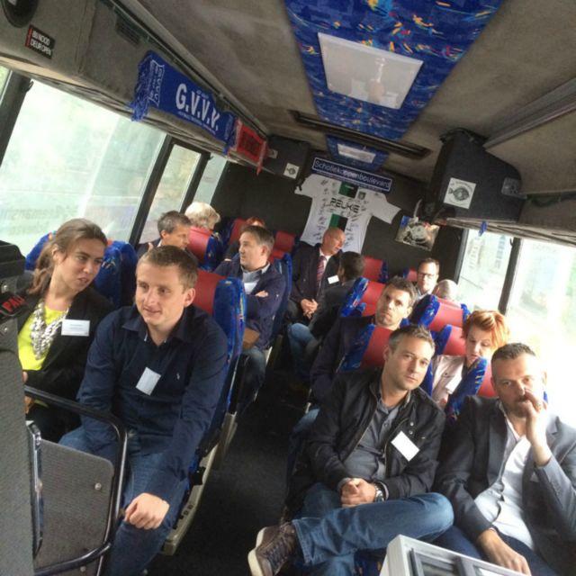 Haringparty en bezoek Albelli 2014