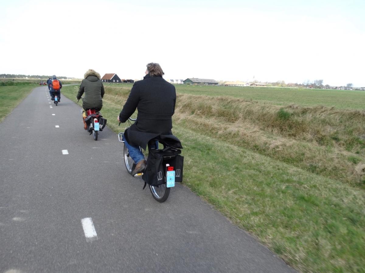 Wad een weekend. Texel