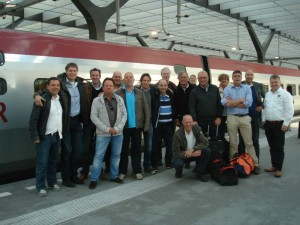 Trip Parijs met Antallis 2012